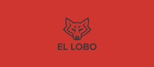 狼LOGO设计作品欣赏