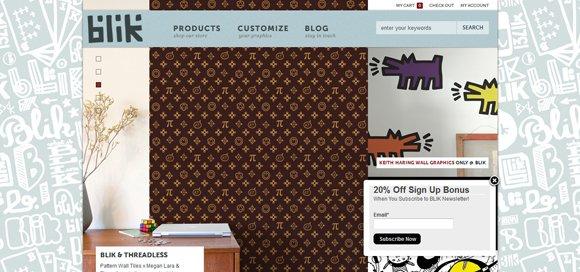 设计达人 - 简约的电子商务网页设计