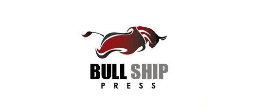 霸气外漏的公牛logo设计作品欣赏(一)