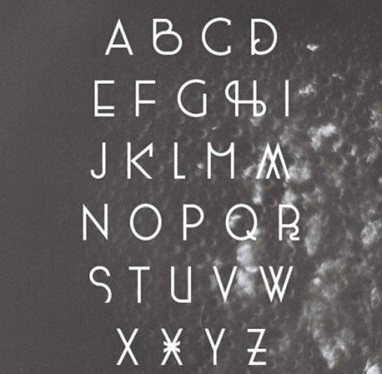 400ml Type 免费字体下载 - 设计达人网