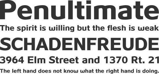 Palo Alto 免费字体下载 - 设计达人网