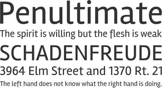 Rambla 免费字体下载 - 设计达人网