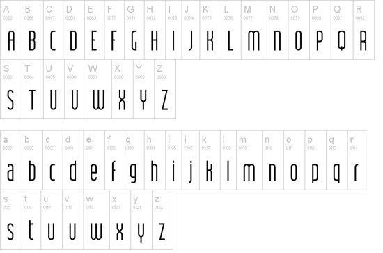 JK Polar 免费字体下载 - 设计达人网