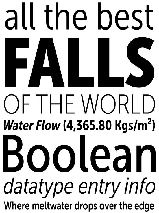 设计达人-banner广告使用的英文字体
