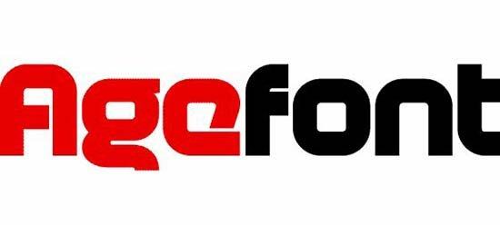 设计达人 - banner广告使用的英文字体