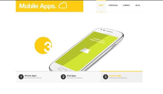 设计达人 - HTML5网页设计欣赏