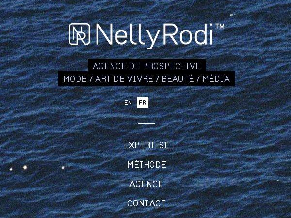 NellyRodi in Showcase of 创意漂亮的单页网站 - by 设计达人网