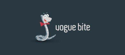 设计达人 - 蛇LOGO设计欣赏