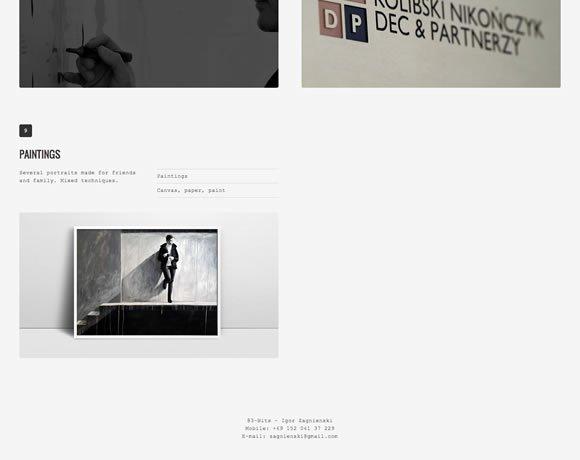 21个联系页面与表单设计欣赏