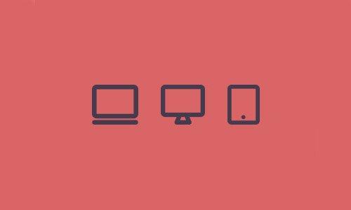 扁平化图标与UI KIT设计素材-10