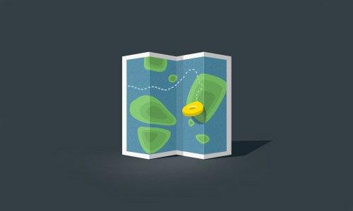 扁平化图标与UI KIT设计素材-14