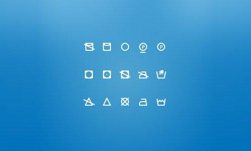 扁平化图标与UI KIT设计素材-15